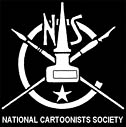 National Cartoonist Society Logo