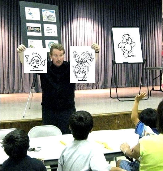 Dave's Cartoon Class